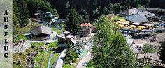 Der Steinwasen Park im Schwarzwald ist Freizeitpark und Wildtiergehege in einem. Das macht ihn zum perfekten Ausflugsziel für Familien mit Kindern wie uns!