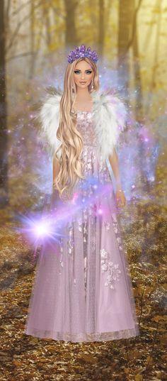 Fantasy Story, Fantasy World, Fantasy Art, Fantasy Pictures, Fantasy Images, 3d Girl, Cool Girl, Frozen Snow Queen, Covet Fashion