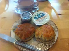 Sutton House scones scored 5 OUT Of 5!