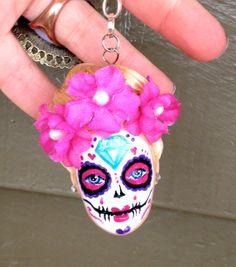 Starosecreations sugar skull!