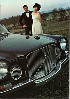 Volvo 164. Love everything about this photo.