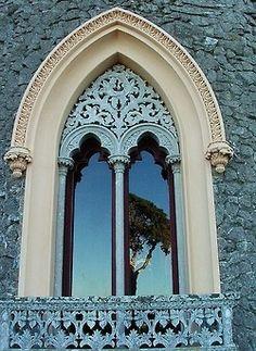Gothic Architecture Window