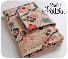 Businesscardwallet pattern by Michelle patterns