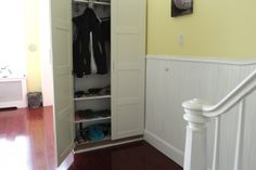 Great for entrance way that I want and have two closets in bedroom. One is like this.