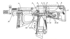 Lewis Machine Gun. This is an American and British design