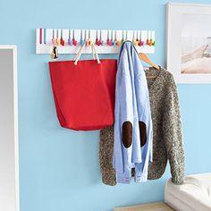 home affaire garderobe home mit 4 haken produktkatalog pinterest garderobe zuhause und. Black Bedroom Furniture Sets. Home Design Ideas