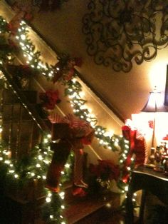 My Christmas decor. :)