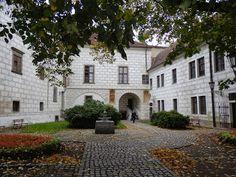 Třeboň – Lipovka from Jiří Hrdý Czech Republic, Mansions, House Styles, Places, Southern, Beautiful, Home Decor, Bohemia, Decoration Home