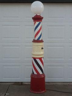 Barber shop on pinterest barber 39 s pole koken and barber chair - Deco klassiek koken ...