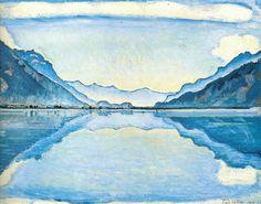 Ferdinand Hodler (1853-1918, Switzerland)