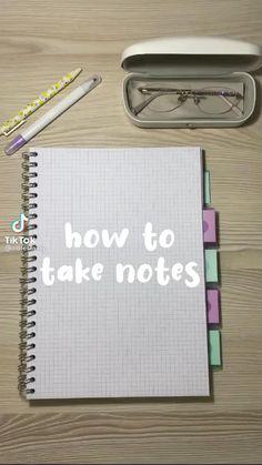 Middle School Hacks, High School Hacks, High School Life, Life Hacks For School, School Study Tips, School Tips, School Organization Notes, School Notes, Back To School Organization Highschool