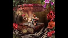 "Video showing composite photos done by ""Fairy Magic Chest"", photomanipulation full of magic while listening to a sweet music. #composite #photography #fantasy #fairytale #disney #wonderland #cinderella #fairies #digital #backgrounds #props #backdrops #photomanipulation #fantasy #children #newborn #magic #fairymagicchest #photoshop"