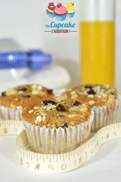 Muffins Santé sans Farine, sans Sucre et sans Matières Grasses