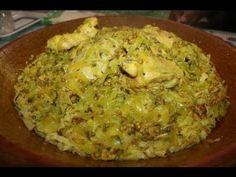 Rfissa 1-Moroccan recipe / Recette Marocaine- Sousoukitchen