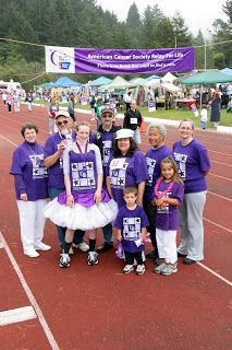 Midwest Relay For Life: 25 Theme Lap Ideas