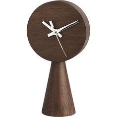 relativity table clock | CB2