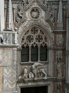 San Marco. Another doorway I contemplated often over the week I was in Venice