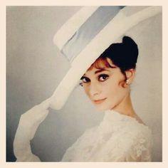 Classic Fashion. Classic Audrey.