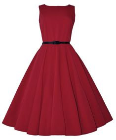 Evening Gowns look for the stars Vintage 40s 50s Style Rockabilly/Swing/Pin UP Cotton Evening Party Tea Dress Sizes 8-20