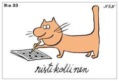 Finnish Words, Idioms, Vocabulary, Cats, Animals, Gatos, Animales, Animaux, Animal