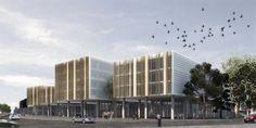 Prospektif : Adana Municipality Urban Design Competition