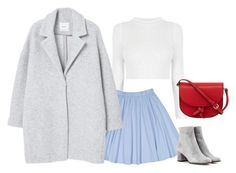 """""""Outfit #696"""" by naleland on Polyvore featuring moda, Gianvito Rossi, MANGO i KC Jagger"""