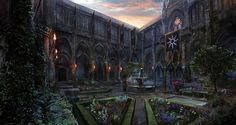 the witcher 3 wild hunt throne room - Google Search