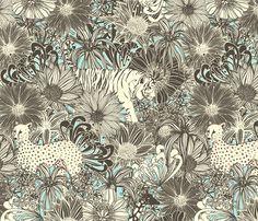 Hide & Seek fabric from lydia_meiying - Spoonflower