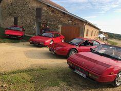 Ferrari Mondial, Vehicles, Car, Automobile, Cars, Cars, Vehicle