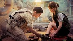 Descendants of the Sun: the Korean military romance sweeping Asia - BBC News