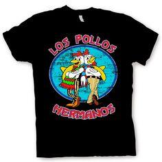 Camiseta Los Pollos Hermanos | Merchandising Películas