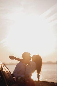 love + sunsets