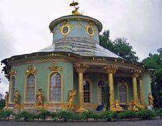 Rococo Architecture | Some examples. German Rococo