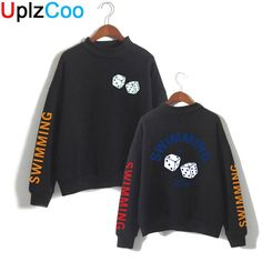UplzCoo R. Mac Miller, Winter Hoodies, Mens Sweatshirts, Streetwear Fashion, Harajuku, Pullover, Trending Outfits, Womens Fashion, Musician Logo