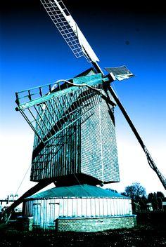 Bockwindmühle Wehe von 1650