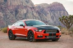 Shelby American GT Pack Wrings More Power From Ford Mustang EcoBoost. Turbo pony car gets 335 hp.