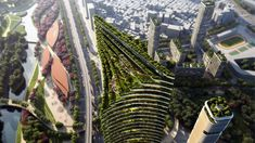 Gallery of SOM Envisions a Vibrant, Diverse, and Ecological Urban Community in Guangming District, Shenzhen - 1 Shenzhen, Ecology, Vibrant, Community, Urban, Gallery, Architecture, Image, Arquitetura