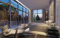 Museum Tower | Penthouse