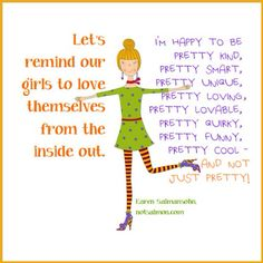You're pretty awesome! | quotes for kids | Karen Salmansohn