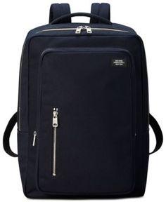 Jack Spade Commuter Nylon Cargo Backpack - Yellow Medium