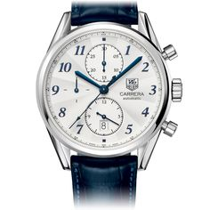 Tag Heuer Calibre 16 Heritage Automatic Chronograph 41 MM.