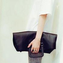 Size:+Large +Style:+shoulder+bag +Texture:+PU +Material+Process:+Matte +Ask+carry+parts+Type:+forcibly +Closed+way:+zipper +Internal+structure:+zipper+pocket+cell+phone+pocket+document+bag +Popular+elements:+fold +pattern:+plain+ +Bags+hardness:+Soft +Condition:+New+ +Applic...