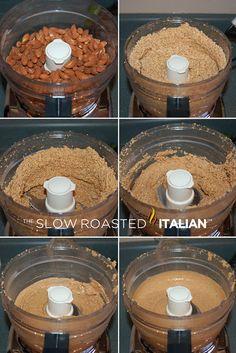 Honey Vanilla Almond Nut Butter