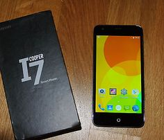 SISWOO Cooper i7 5Zoll HD 2GB RAM Android LTE Dualsim