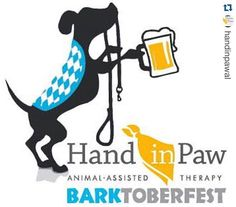 #Repost @handinpawal with @repostapp.  THIS FRIDAY!  Come celebrate in Oktoberfest fashion Hand in Paw style with your furry friend by your side! Drink awesome beer eat delicious food listen to classic polka music and help raise money for your favorite local charity Hand in Paw! Tickets are available online and at the door.  Friday October 9th 6pm-10pm Avondale Brewing Company $20 ticket includes: - one beer ticket - one food ticket (catered by Klingler's) - entry into the pet costume…
