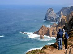 Cabo da Roca Cabo, Good Vibes, Water, Outdoor, Blog, Europe, Gripe Water, Outdoors, Outdoor Living