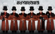 shinhwa   News] Shinhwa announces album's release date ~ Latest K-pop News - K ...