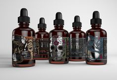 Seven Stills Bitters on Packaging of the World - Creative Package Design Gallery