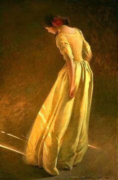 Sunlight by John White Alexander, 1909