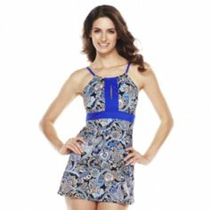 01fa69b274cb2 A Shore Fit Thigh Solutions Swimdress - Women's One Day I Will, Swim Dress,